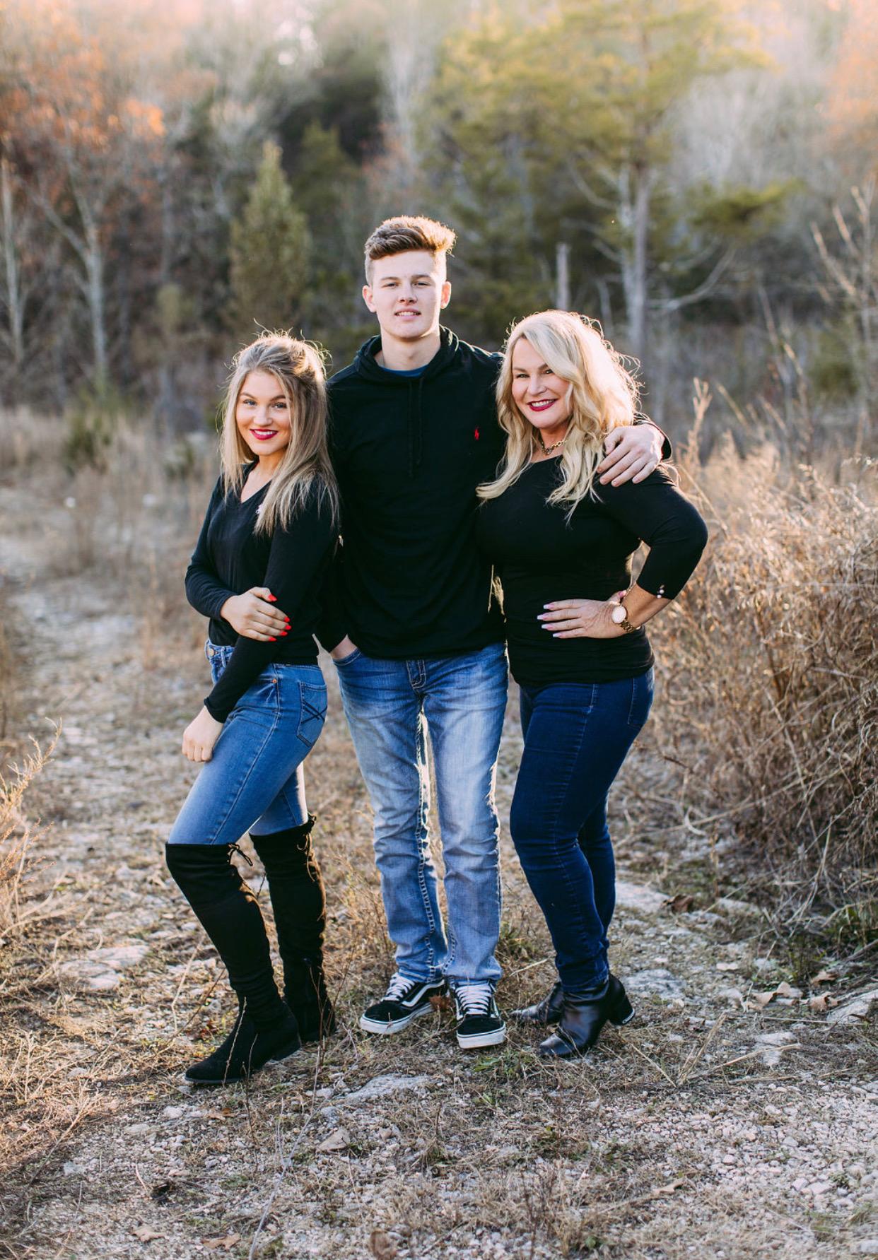 Shay family 2018